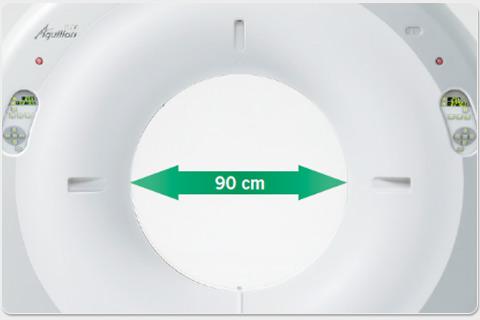 90cm bore