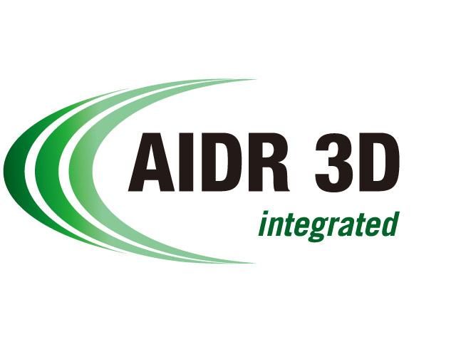 AIDR 3D Logo
