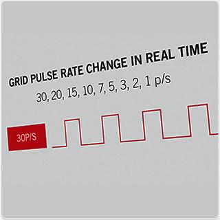 Grid Pulse Fluoro