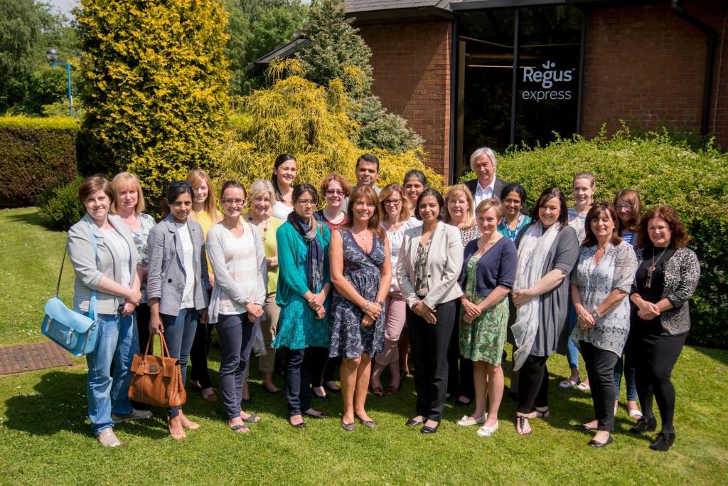 Image Manchester delegates