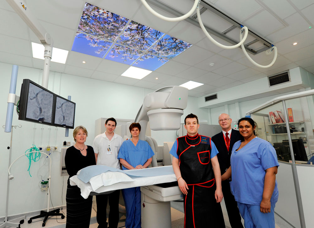 ROYAL SURREY COUNTY HOSPITAL UPGRADES WITH THE LATEST VERSION OF