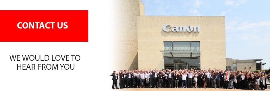 Contact - Canon Medical Systems Ltd